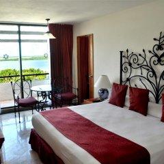 Отель Oasis Cancun Lite 3* Стандартный номер с различными типами кроватей фото 3
