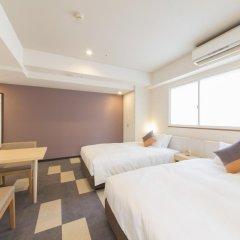 Отель Tokyu Stay Tsukiji 3* Улучшенный номер с 2 отдельными кроватями фото 4