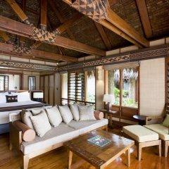 Отель Likuliku Lagoon Resort - Adults Only 5* Бунгало с различными типами кроватей фото 4