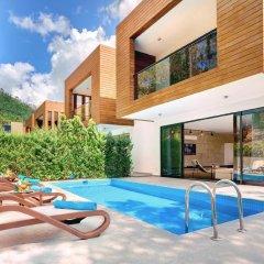 Отель Amara Dolce Vita Luxury бассейн фото 3