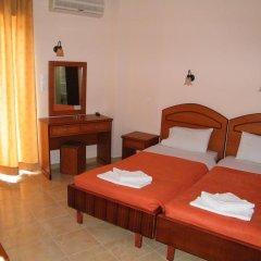Отель Athinaiko 2* Стандартный номер с различными типами кроватей фото 4