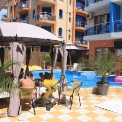 Mirage Family Hotel бассейн