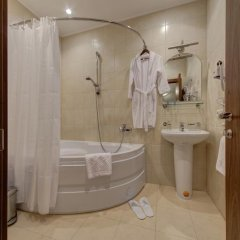 Гостиница SOLO Na Bolshoj Moskovskoj 1 Guest house Стандартный номер с различными типами кроватей фото 18