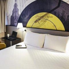 Mercure Liverpool Atlantic Tower Hotel 4* Стандартный номер с различными типами кроватей
