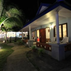 Отель Saladan Beach Resort 3* Бунгало с различными типами кроватей фото 16