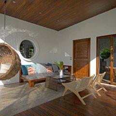 Отель The Remote Resort, Fiji Islands 4* Вилла Делюкс с различными типами кроватей