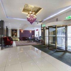 Отель Holiday Inn London Oxford Circus интерьер отеля фото 3