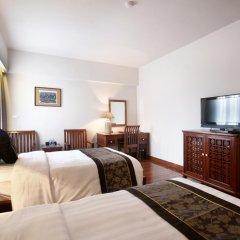 Lan Vien Hotel 4* Улучшенный номер с различными типами кроватей фото 4