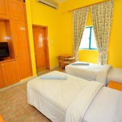 Dubai Youth Hotel 3* Стандартный номер с двуспальной кроватью фото 2