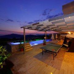 Отель Villa Tiger Exclusive by Akdenizvillam Патара спа фото 2