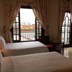 Victory Hotel Hue 3* Номер Делюкс с различными типами кроватей фото 3