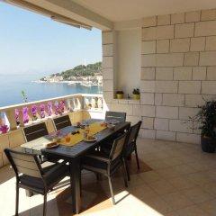 Отель Villa Joy Хорватия, Подгора - отзывы, цены и фото номеров - забронировать отель Villa Joy онлайн балкон