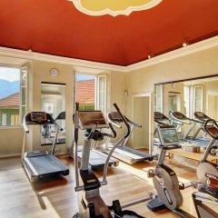 Отель Grand Hotel Tremezzo Италия, Тремеццо - 2 отзыва об отеле, цены и фото номеров - забронировать отель Grand Hotel Tremezzo онлайн фитнесс-зал