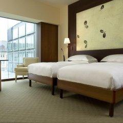 Отель Park Hyatt Zurich 5* Номер с двуспальной кроватью фото 2
