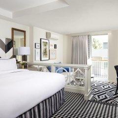 Отель Chamberlain West Hollywood 4* Люкс повышенной комфортности с различными типами кроватей фото 4