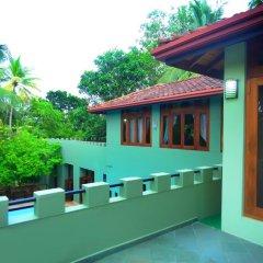 Отель Tropical Retreat балкон