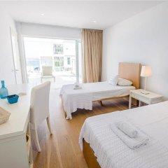 Отель Oceanview Villa 100 Кипр, Протарас - отзывы, цены и фото номеров - забронировать отель Oceanview Villa 100 онлайн комната для гостей фото 3