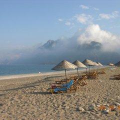 Myland Nature Hotel пляж
