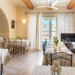 Отель Villa Al Faro питание фото 3