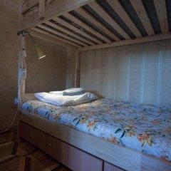Не Только Хостел Кровать в общем номере двухъярусные кровати фото 21