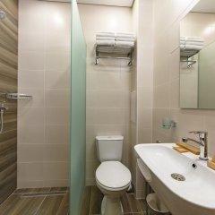 Отель Агат Анапа ванная