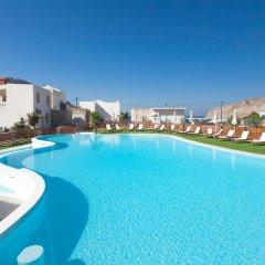 Отель H Hotel Pserimos Villas Греция, Калимнос - отзывы, цены и фото номеров - забронировать отель H Hotel Pserimos Villas онлайн бассейн