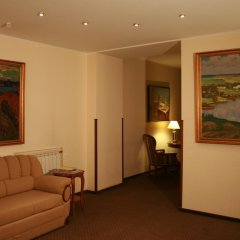 Academy Dnepropetrovsk Hotel 4* Люкс с различными типами кроватей фото 9