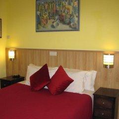 Отель Residencial Faria Guimarães Стандартный номер разные типы кроватей фото 5