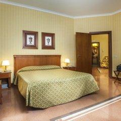 Отель Residenza D'Aragona 4* Улучшенный номер с двуспальной кроватью фото 4
