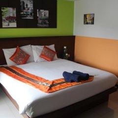 Green Harbor Patong Hotel 2* Стандартный номер двуспальная кровать фото 15