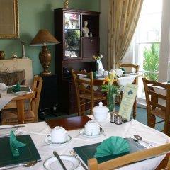 Отель Wayfarer Guest House питание