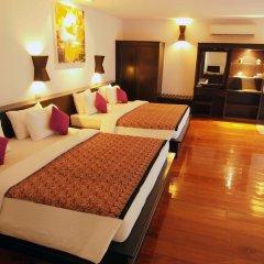 Отель Chaw Ka Cher Tropicana Lanta Resort 3* Люкс с различными типами кроватей фото 4