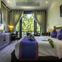 Отель Lotus Muine Resort & Spa 4* Бунгало с различными типами кроватей фото 11