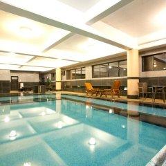 Отель Kurokawa Onsen Oku no Yu Минамиогуни бассейн