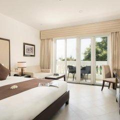 Отель Boutique Hoi An Resort 4* Улучшенный номер с различными типами кроватей фото 4