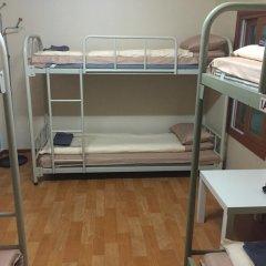 Отель Bong House Стандартный семейный номер с двуспальной кроватью (общая ванная комната) фото 2