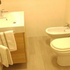 Отель Il Cuore del Borgo Боргомаро ванная