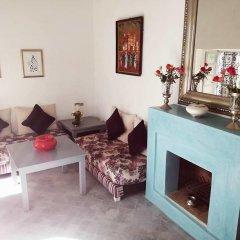 Отель Riad Chi-Chi Марокко, Марракеш - отзывы, цены и фото номеров - забронировать отель Riad Chi-Chi онлайн комната для гостей фото 3