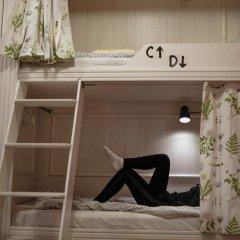 Good Mood Hostel Кровать в общем номере с двухъярусными кроватями фото 4
