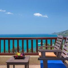 Отель Novotel Phuket Resort 4* Улучшенный номер с двуспальной кроватью фото 14