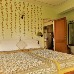 Om Niwas Suite Hotel 3* Люкс с различными типами кроватей фото 2