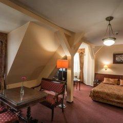 Hotel Tumski 3* Улучшенный люкс с разными типами кроватей фото 19