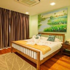 Отель Nine Design Place 3* Люкс с различными типами кроватей
