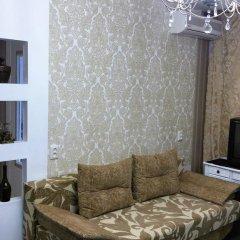 Апартаменты Studio At Dnipro Naberezhnaya Днепр комната для гостей фото 3
