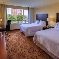 Hotel Biltmore Guatemala сейф в номере