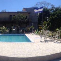 Hotel El Trapiche бассейн
