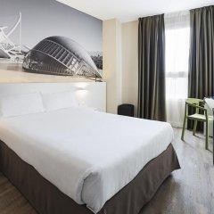 Отель Holiday Inn Express Valencia-San Luis Испания, Валенсия - отзывы, цены и фото номеров - забронировать отель Holiday Inn Express Valencia-San Luis онлайн комната для гостей фото 2