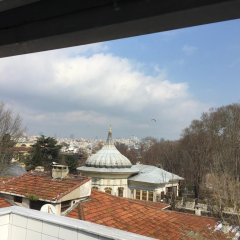 Minel Hotel Турция, Стамбул - 6 отзывов об отеле, цены и фото номеров - забронировать отель Minel Hotel онлайн балкон