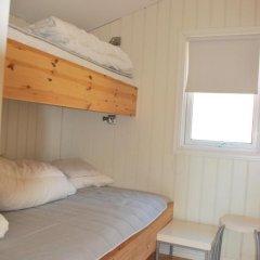 Отель Tregde Ferie Коттедж с различными типами кроватей фото 7