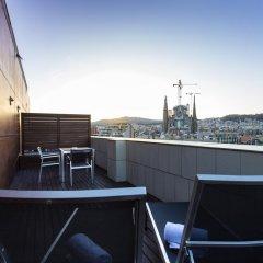 Отель Eurostars Monumental 4* Улучшенный номер с двуспальной кроватью фото 6